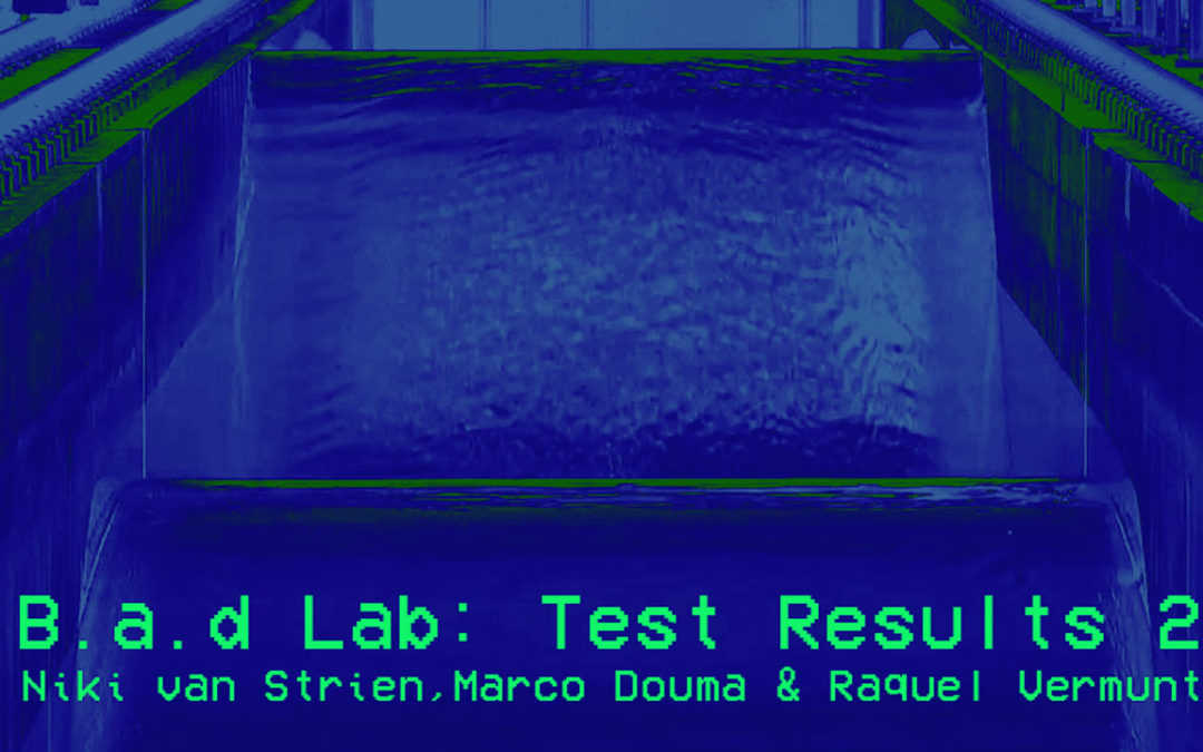 B.a.d Lab: Test Results 2